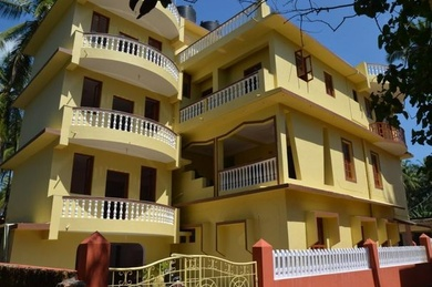 Thomas Beach Guesthouse, Индия, Северный Гоа