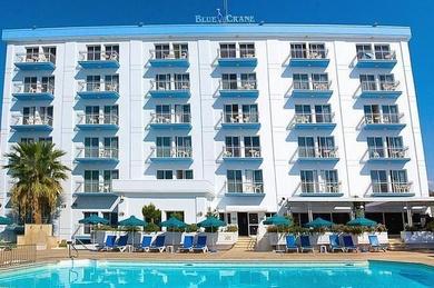 Blue Crane Hotel Apartments, Кипр, Лимассол