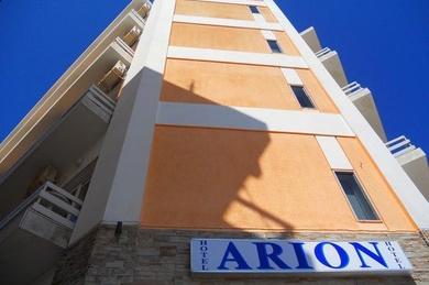 Arion hotel, Греция, Лутраки