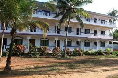 Laxmi Morjim Guest House, Индия, Северный Гоа