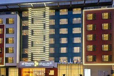 Al Khoory Atrium Hotel, ОАЭ, Дубай
