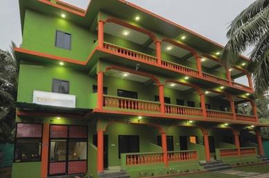 гостевой дом «Taalva Morjim», Индия, Северный Гоа