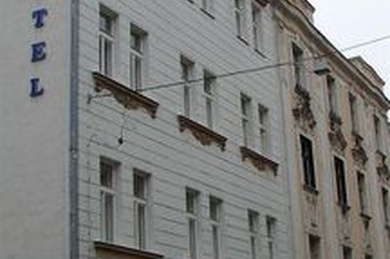 Hotel Aladin, Чехия, Прага