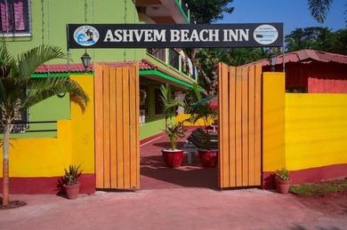 Ashvem Beach Inn, Индия, Северный Гоа