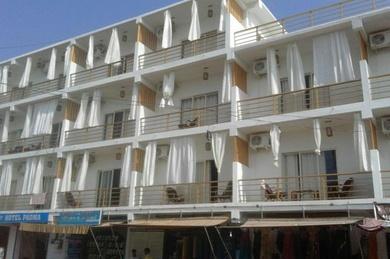 Padma Hotel Guesthouse, Индия, Северный Гоа