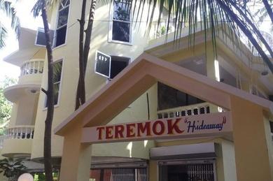 гостевой дом «Hotel Teremok», Индия, Северный Гоа