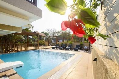 Hotel Amani Vagator, Индия, Северный Гоа