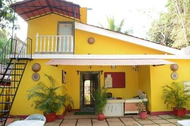 гостевой дом «Down Hill Village», Индия, Северный Гоа