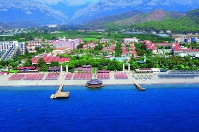 Fortuna Kiris, Турция, Кемер