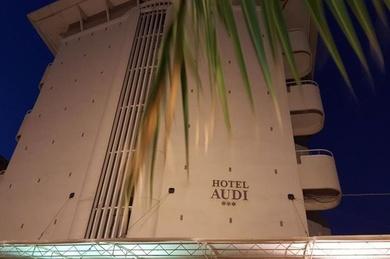 Audi Hotel, Италия, провинция Римини