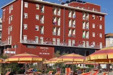 Blumen Hotel, Италия, провинция Римини