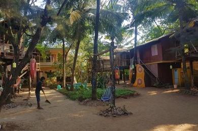 Goan Cafe N Resort, Индия, Северный Гоа