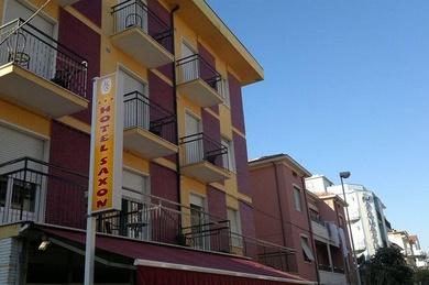 Hotel Saxon, Италия, провинция Римини