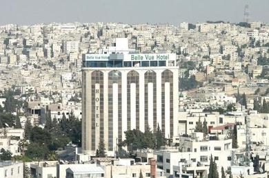 Belle Vue Hotel, Иордания, Амман