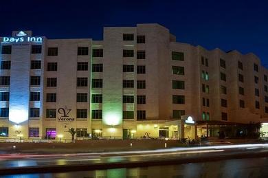 Days Inn Hotel & Suites, Иордания, Амман