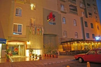 My Hotel, Иордания, Акаба