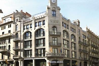 Colonial, Испания, Барселона
