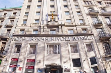 Serhs Rivoli Rambla, Испания, Барселона