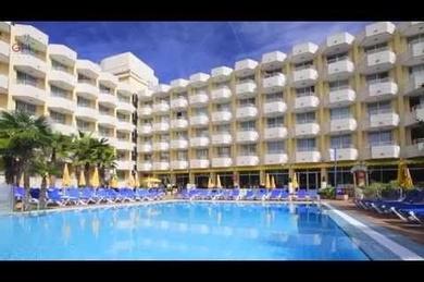 Hotel GHT Oasis Tossa & SPA, Испания, Коста-Брава