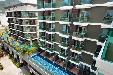 Andakira Hotel, Таиланд, пляж Патонг