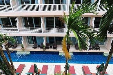 Baan Karonburi Resort, Таиланд, остров Пхукет