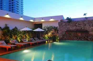 Bamboo House Phuket Hotel, Таиланд, остров Пхукет