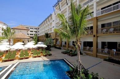 Kata Sea Breeze Resort, Таиланд, остров Пхукет