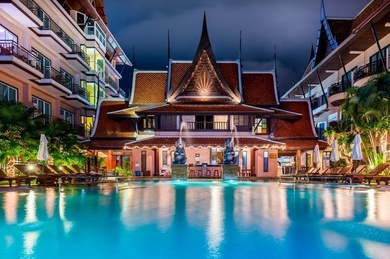 Nipa Resort Hotel, Таиланд, остров Пхукет