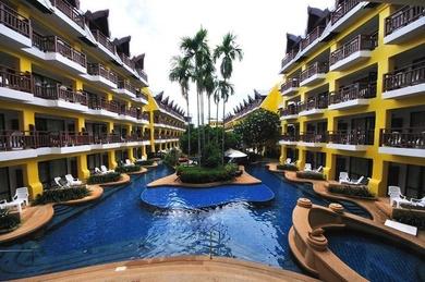 Woraburi Phuket Resort & Spa, Таиланд, остров Пхукет