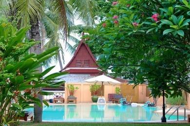 Samui Sense Beach Resort, Таиланд, пляж Ламай