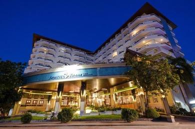Jomtien Thani Hotel, Таиланд, Паттайя