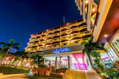 J A Villa Pattaya Hotel, Таиланд, Бухта Наклуа