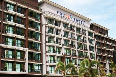Vogue Pattaya Hotel, Таиланд, Паттайя