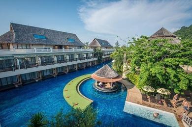 Chada Beach Resort & Spa, Таиланд, остров Ланта