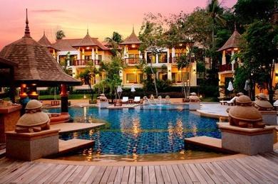 Crown Lanta Resort & Spa, Таиланд, остров Ланта