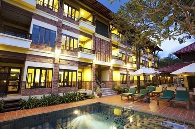 Motive Cottage Resort, Таиланд, Као Лак