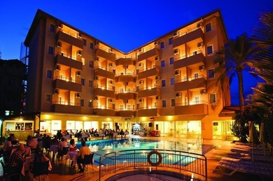 Helios Hotel, Турция, Сиде