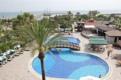 Seher Resort & Spa, Турция, Сиде