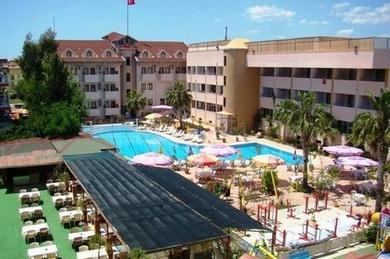 Side Yesiloz Hotel, Турция, Сиде