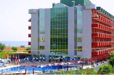 Hotel Ares, Турция, Аланья