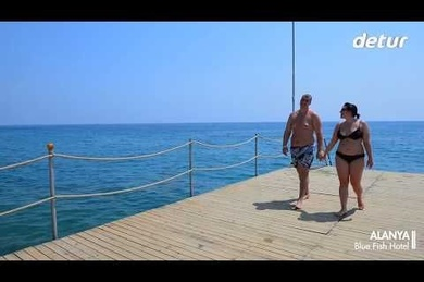 Blue Fish Hotel, Турция, Аланья