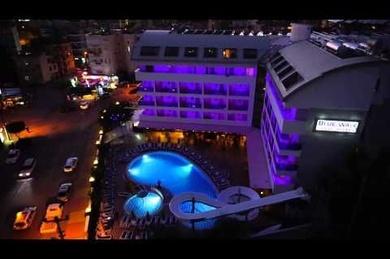 Blue Wave Suite Hotel, Турция, Аланья