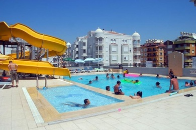 Emir Fosse Beach, Турция, Аланья