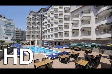 Grand Atilla Hotel, Турция, Аланья
