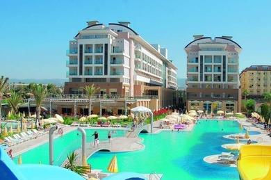 Hedef Resort Hotel & Spa, Турция, Аланья