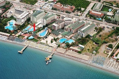 Lims Bona Dea Beach Hotel, Турция, Кемер