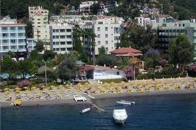 Amos Hotel, Турция, Мармарис