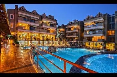 Begonville Hotel, Турция, Мармарис