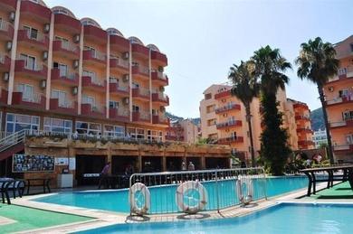 Club Diana Hotel, Турция, Мармарис