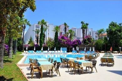 Idas Park, Турция, Ичмелер